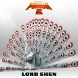 4 Personaje din Kung Fu Panda 2