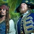 Barbossa si Jack in  On Stranger Tides