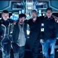 4 noi imagini de pe platourile de filmare Tron Legacy