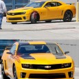 Asa arata Bumblebee  in Transformers 3