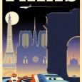 Postere in stil vechi Cars 2