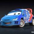 Raoul ÇaRoule – un nou caracter in Cars 2