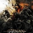 Poster epic Conan the Barbarian