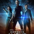 Poster international Cowboys and Aliens