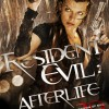 Nou poster Resident Evil: Afterlife
