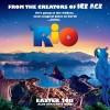 O comedie animata – Rio – Poster