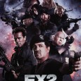 Posterul The Expendables 2 este exploziv