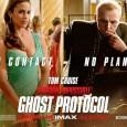 Poster Personajele din Ghost Protocol