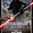 Poster pentru  Star Wars Episode I: The Phantom Menace 3D